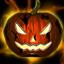 Complete Pumpkin Head