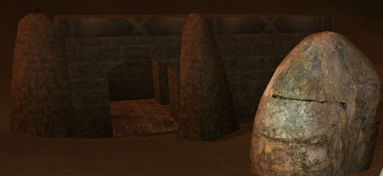 Childes tomb