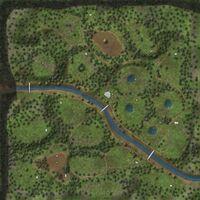 Stoneleigh map