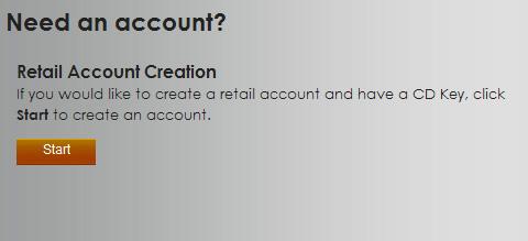 Need EA Account