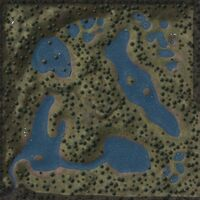 Vanern Swamp map