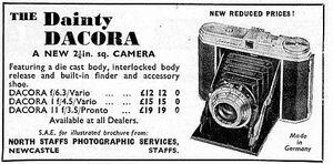 Tn Photopia Dacora cheaper