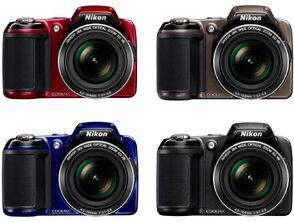 Nikon-Coolpix-L810-(Blue)-Package-photos