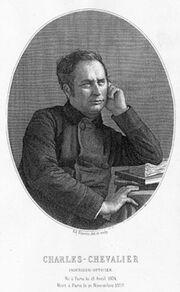 Charles chevalier 1862