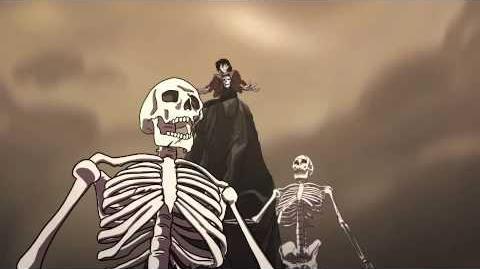 Percy Jackson fan made animation