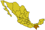 Chiapas in Mexiko
