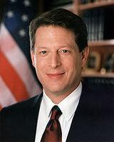Al Gore VP official portrait 1994