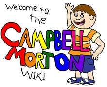 Welcome to the Campbell Morton Wiki