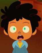 Max Shocked
