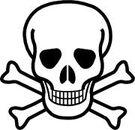 Thanatos-- Skull