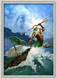 Poseidon sea