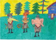 Camp lazlo og vennenen hans