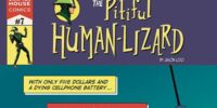 The Pitiful Human Lizard Issue 7