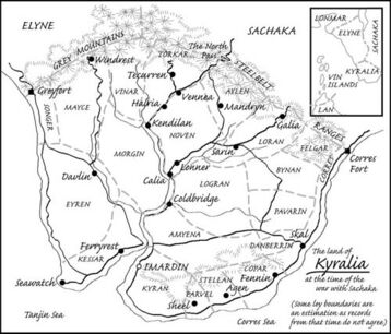 Ancient Kyralia