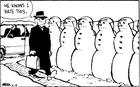 Snowman- Soldier Snowmen