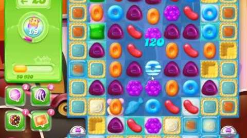 Candy Crush Jelly Saga Level 394 - NO BOOSTERS
