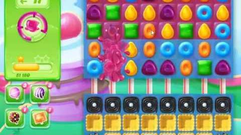 Candy Crush Jelly Saga Level 475 - NO BOOSTERS