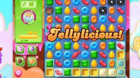 Candy crush jelly saga level 602