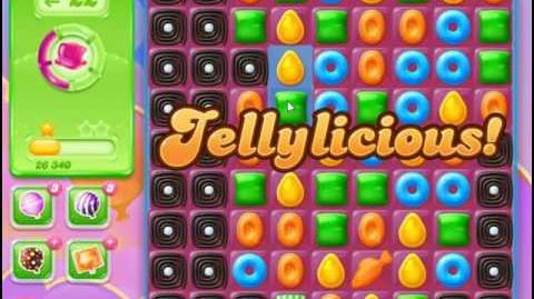 Candy Crush Jelly Saga Level 57 NO BOOSTER
