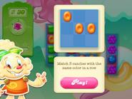 Match candies instruction 1