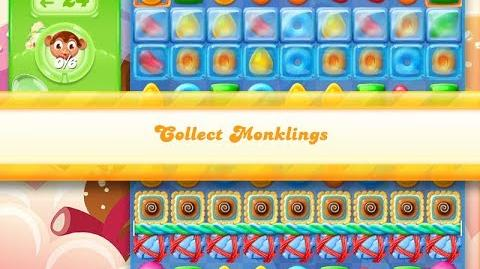 Candy Crush Jelly Saga Level 881 (3 star, No boosters)