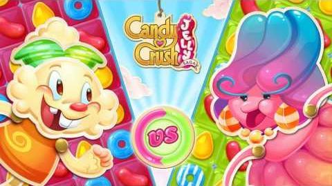 Candy Crush Jelly Saga Music - Save Misty
