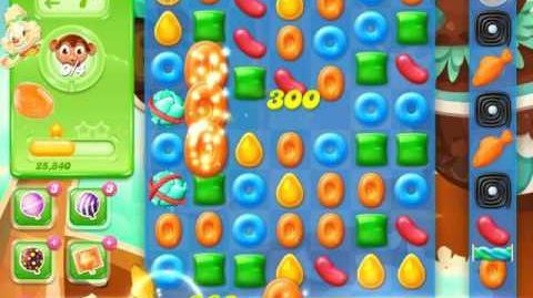 Candy Crush Jelly Saga Level 357