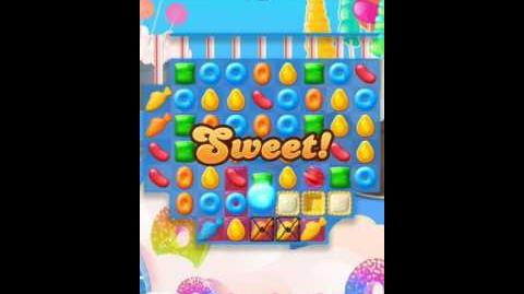 Candy Crush Jelly Level 222 (3rd Version)