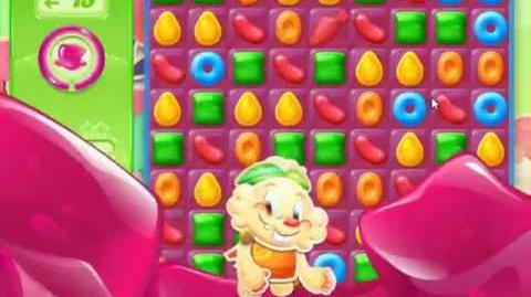 Candy Crush Jelly Saga Level 361 - NO BOOSTERS