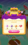 Boss Treasures Royal Treasure Earned