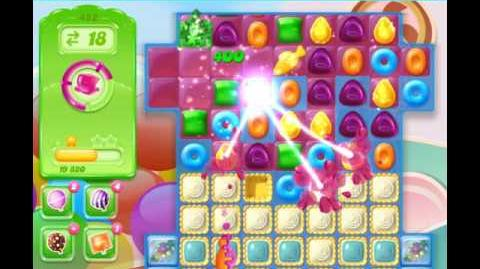 Candy Crush Jelly Saga Level 452