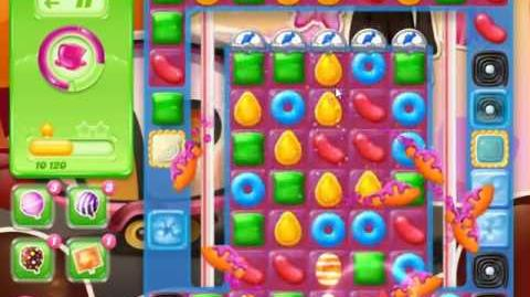 Candy Crush Jelly Saga Level 398 - NO BOOSTERS