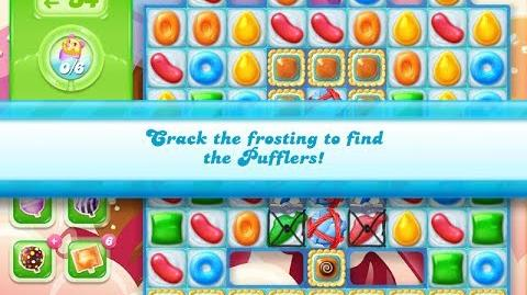 Candy Crush Jelly Saga Level 895 (No boosters)