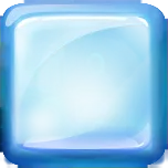 how to make blue jelly cubes