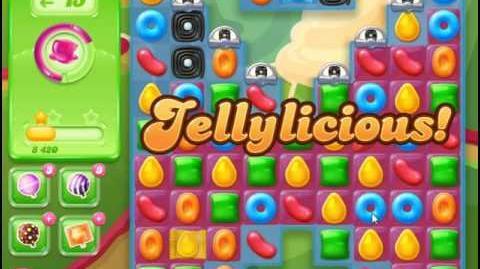 Candy Crush Jelly Saga Level 86 NO BOOSTER