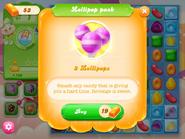 Lollipop pack