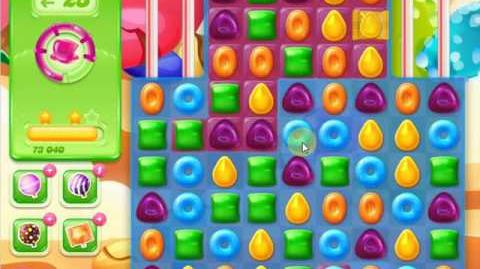 Candy Crush Jelly Saga Level 209 (Version 2) ★★★
