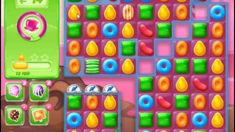 Candy Crush Jelly Saga Level 61 NO BOOSTER