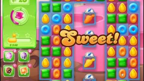 Candy Crush Jelly Saga Level 65 NO BOOSTER