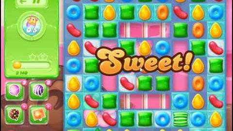 Candy Crush Jelly Saga Level 68 NO BOOSTER