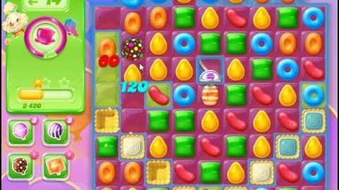 Candy Crush Jelly Saga Level 60 NO BOOSTER