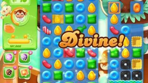 Candy Crush Jelly Saga Level 351