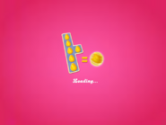 Coloring candy tip loading screen