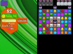 Super Saga Level 793