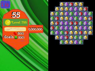 Super Saga Level 788