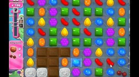 How to beat Candy Crush Saga Level 57 - 2 Stars - No Boosters - 105,243pts