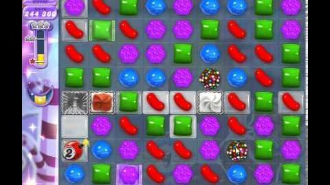 Candy Crush Saga Dreamworld Level 488(No booster, 3 Stars)