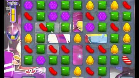 Candy Crush Saga Dreamworld Level 414