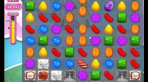 Candy Crush Saga Level 283