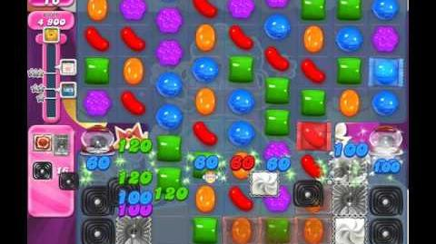 Candy Crush Saga Level 1991 ( New with 5 Candy Colours and 25 Moves ) No Boosters 2 Stars